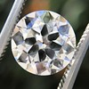 3.01ct Old European Cut Diamond GIA G SI1 10