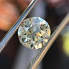3.01ct Old European Cut Diamond 17