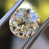 3.01ct Old European Cut Diamond 13