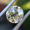 3.01ct Old European Cut Diamond 8
