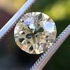 3.01ct Old European Cut Diamond 11