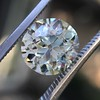 3.01ct Old European Cut Diamond 10