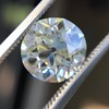 3.01ct Old European Cut Diamond 23