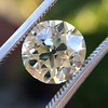 3.01ct Old European Cut Diamond 12