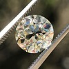 3.01ct Old European Cut Diamond 3