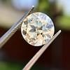 3.02ct Old European Cut Diamond, GIA Q/R VS1 14