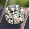 3.02ct Old European Cut Diamond, GIA Q/R VS1 6