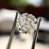 3.02ct Old European Cut Diamond, GIA Q/R VS1 25
