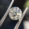3.02ct Old European Cut Diamond, GIA Q/R VS1 55