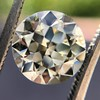 3.02ct Old European Cut Diamond, GIA Q/R VS1 23