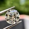 3.02ct Old European Cut Diamond, GIA Q/R VS1 30