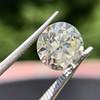 3.02ct Old European Cut Diamond, GIA Q/R VS1 38