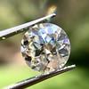 3.02ct Old European Cut Diamond, GIA Q/R VS1 12