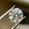 3.02ct Old European Cut Diamond, GIA Q/R VS1 22