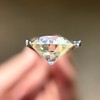 3.02ct Old European Cut Diamond, GIA Q/R VS1 10