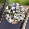 3.02ct Old European Cut Diamond, GIA Q/R VS1 3