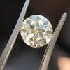 3.02ct Old European Cut Diamond, GIA Q/R VS1 51