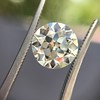 3.02ct Old European Cut Diamond, GIA Q/R VS1 49
