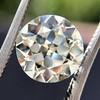 3.02ct Old European Cut Diamond, GIA Q/R VS1 1