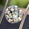 3.02ct Old European Cut Diamond, GIA Q/R VS1 2