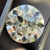 3.02ct Old European Cut Diamond, GIA Q/R VS1 0