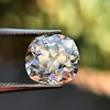 3.04 Antique Cushion Cut Diamond GIA H VS2 9