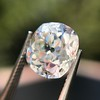 3.04 Antique Cushion Cut Diamond GIA H VS2 25