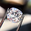 3.04 Antique Cushion Cut Diamond GIA H VS2 22