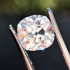 3.04 Antique Cushion Cut Diamond GIA H VS2 18