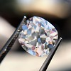 3.04 Antique Cushion Cut Diamond GIA H VS2 6