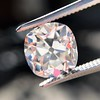 3.04 Antique Cushion Cut Diamond GIA H VS2 4