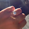 3.04ct Transitional Cut Diamond GIA L VVS1 TCD