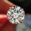 3.04ct transitional cut diamond GIA L VVS1 10