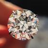 3.04ct transitional cut diamond GIA L VVS1 5
