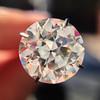 3.04ct transitional cut diamond GIA L VVS1 2