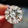 3.04ct transitional cut diamond GIA L VVS1 11