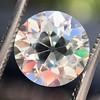 3.06ct Old European Cut Diamond GIA M VS2 16