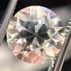 3.06ct Old European Cut Diamond GIA M VS2 4