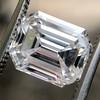 3.09ct Emerald Cut diamond GIA F VS1 1
