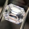 3.09ct Emerald Cut diamond GIA F VS1 11
