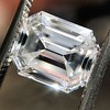 3.09ct Emerald Cut diamond GIA F VS1 9