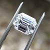 3.09ct Emerald Cut diamond GIA F VS1 14