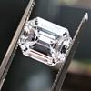 3.09ct Emerald Cut diamond GIA F VS1 2