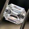 3.09ct Emerald Cut diamond GIA F VS1 13