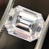 3.09ct Emerald Cut diamond GIA F VS1 0