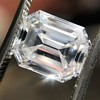 3.09ct Emerald Cut diamond GIA F VS1 7