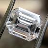 3.09ct Emerald Cut diamond GIA F VS1 10