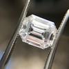 3.09ct Emerald Cut diamond GIA F VS1 17