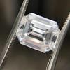 3.09ct Emerald Cut diamond GIA F VS1 15