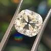 3.20ct Antique Cushion Cut Diamond 16